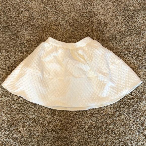 Express Dresses & Skirts - Express skirt white
